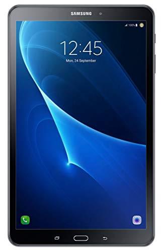"""Samsung Galaxy Tab A 2016 Tablet da 10.1"""", 32 GB Espandibili, LTE, Grigio [Versione Italiana] (Ricondizionato Certificato)"""