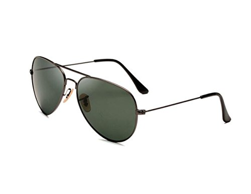 SHULING Sonnenbrille Das Neue Glas Polarisator Auf Der Fahrt Sonnenbrille Kröte Spiegel Fahren Shot Gläser, Dark Green Box/Chip - Dark Green-chip
