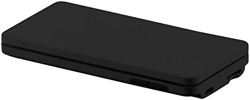 auvisio BT Lautsprecher: Schlanker Lautsprecher MSS-12.Flat mit Bluetooth & Freisprecher, 5Watt (Mini Lautsprecher, Bluetooth) (Bluetooth-lautsprecher Flache)