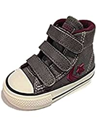 CONVERSE - Star Player Ev, unisex, Color: Charcoal/bur, Talla: 19