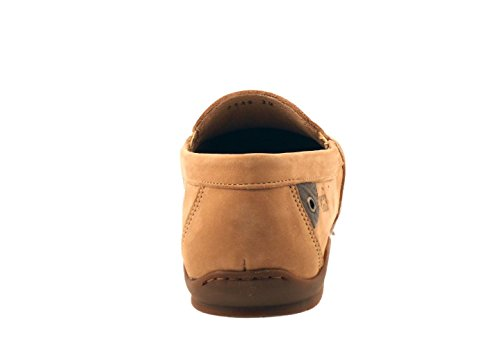 Fluchos Mocassins 7149-2 Coloris Piedra nubuck