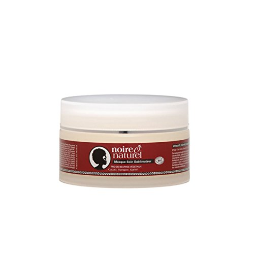 noire Ô naturel Sublimateur Masque Soin 240 ml