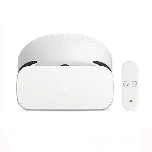 Original XIAOMI VR 3d virtual Reality Glasses with Remote Controller 103 Degree type-c Bluetooth 4.0
