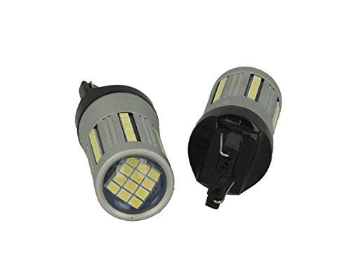 Lampadina Luci Diurne Fiat 500 : Lampada led t20 canbus 12v 25w reale per luci diurne mono filamento