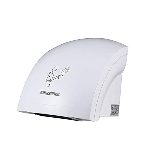 LRXG Handtrockner, Bad-WC Automatische Induktion schnell trocknend Smart Handtrockner Händetrockner