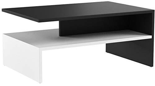 Soggiorno Moderno Con Tavolo In Legno.Ricoo Tavolino Basso Da Divano Da Soggiorno Design Wm080 W A