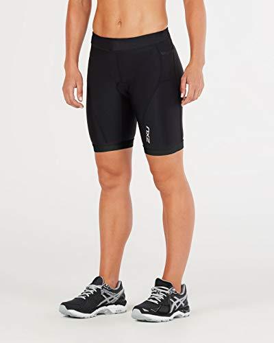 2x u Women 's Active 17,8cm Tri kurz M schwarz/schwarz