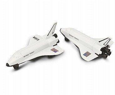 Nasa Space Shuttle Endeavour Modellbau Baldachin Flugzeug Maßstab 1:32 Diecast Metal Pädagogisches Spielzeug (Spielzeug Space Shuttle)
