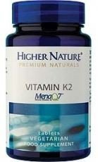 Higher Nature Vitamin K2 60 tablet by Higher Nature