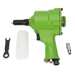18mm Neumático Remache Hidráulico Tuerca Remachadora Pistola Herramienta de remachado de clavos industrial neumática para automoción, contenedor, electrodomésticos