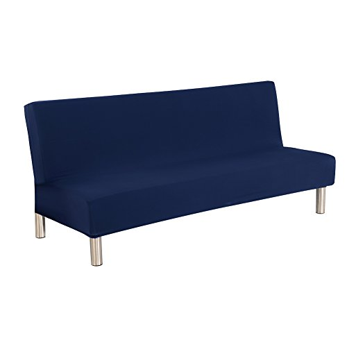 SMARTRICH - Funda de sofá Plegable sin reposabrazos, 200 cm ...