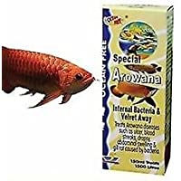 ocean free Special arowana Internal Bacteria & Ulcer Away 150ml