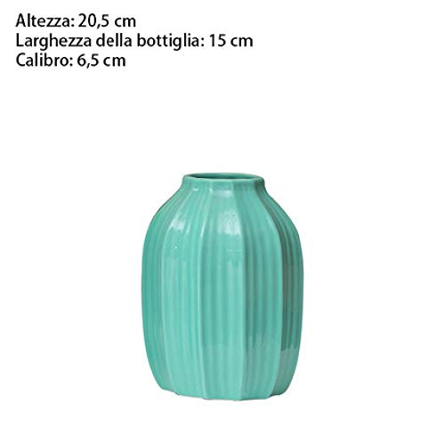 SMAQZ Décoration De Vase En Céramique Nordique