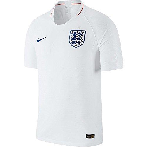 Nike Herren England Stadium Jersey Trikot, Weiß(White/Sport Royal), L