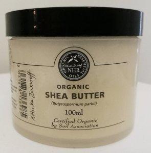 Beurre de Karité Bio (Butyrosperum parkii) (1 litres (£32.90/litre)) by NHR Organic Oils