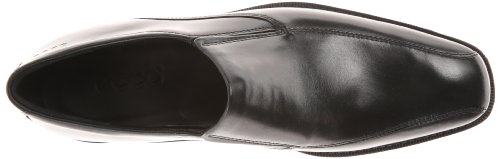 Ecco Edinburgh, Mocassins Homme Noir (BLACK01001)