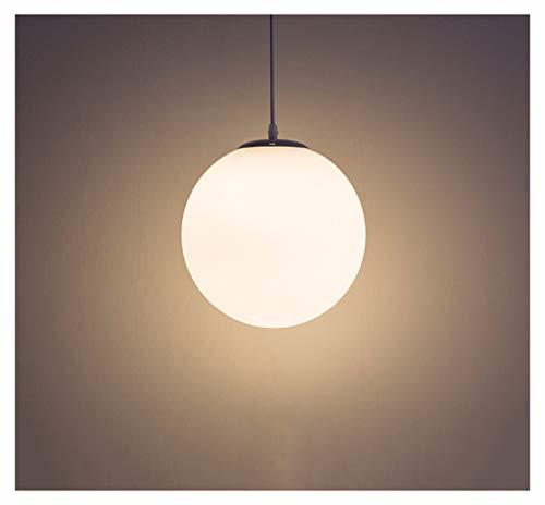 Lampade a sospensione Lampadario a sospensione Lampadario a soffitto Apparecchio di illuminazione Lampadario a sfera in vetro Soggiorno Camera da letto Ristorante Negozio di abbigliamento Bar Lampadar