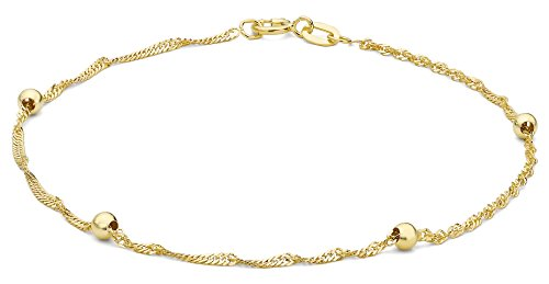 Carissima-Gold-Damen-Armband-375-Gelbgold-18-cm-1231381