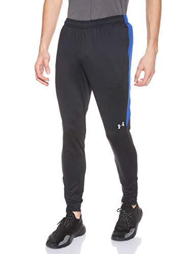Under Armour Challenger II Training, Pantalones Hombre, Negro (Black/Royal/Overcast Gray 002), M