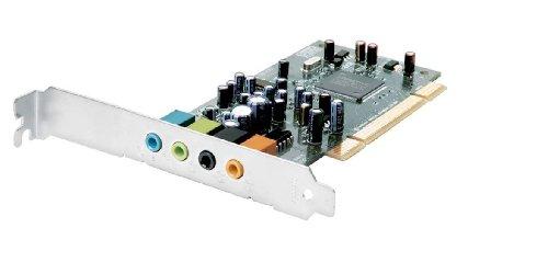 Galleria fotografica Creative Labs Sound Blaster 5.1 VX 5.1channels PCI - audio cards (5.1 channels, PCI, 512 MB, Intel Pentium 4 1.6 GHz, AMD Athlon XP 2000+, 600 MB)