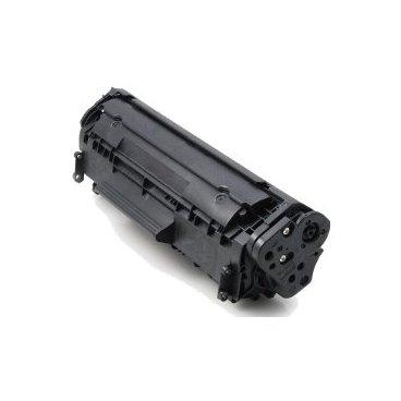 ttp-2612-hp Toner Generico capacità 2500pagine nero