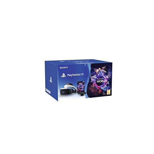 """""""VR + Kamera + VR Worlds"""" Standard (PS4) 31BSzikdGsL"""