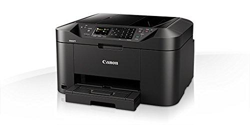 Canon maxif mb2150Multifunktionsgerät Tintenstrahldrucker 19ipm in schwarz und weiß Farben ipm 131200x 600DPI schwarz/anthrazit - 13x19 Drucker