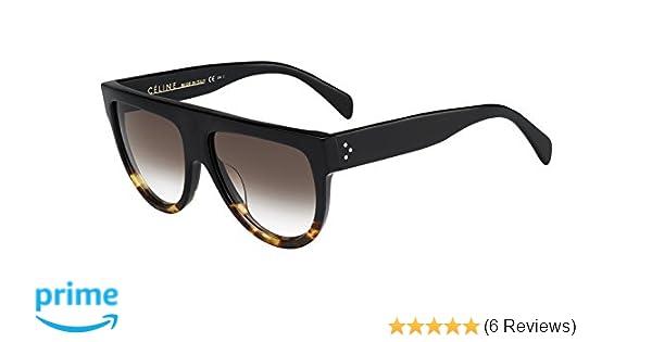 7f4a11be79 Celine Unisex Adults  Shadow FU5 Sunglasses