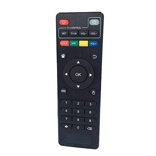 Fernbedienung Fernbedienung Fernbedienung Fernbedienung Ersatz für Android TV Smart Box MX MXQ M8 OTT T95 MX3 X4 M10 M12