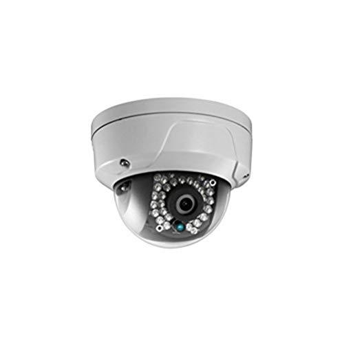 HiLook By Hikvision IPC-D121H-M 2.8 mm  2 MP 1080p Dome Kamera mit 30 m Nachtsicht Weitwinkelobjektiv IP67 Wasserdicht  PoE