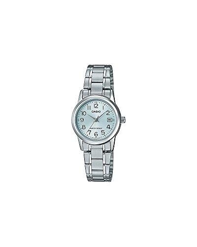 Reloj analógico estándar Casio para damas