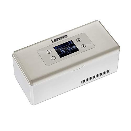 Kievy Medikamentenkühlschrank und Insulinkühler mit erweitertem Temperaturkontrollsystem - tragbare Medikamenten-Kühlbox für Auto, Reise, Zuhause
