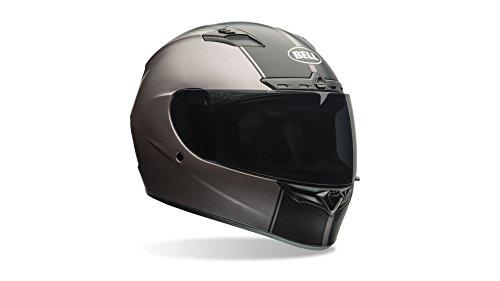 Bell Helmets BH 7050498 Qualifier DLX - Casco de titanio mate, tamaño XS