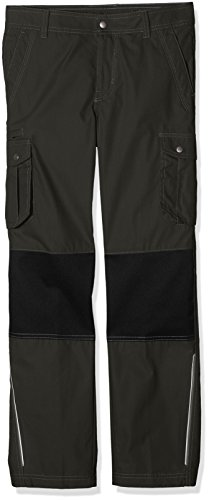 Columbia Jungen Pine Butte Cargo Pant Hose, Grill/Black, 18