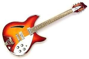 Career CG-6 CS 12-String RIC E-Gitarre Sunburst
