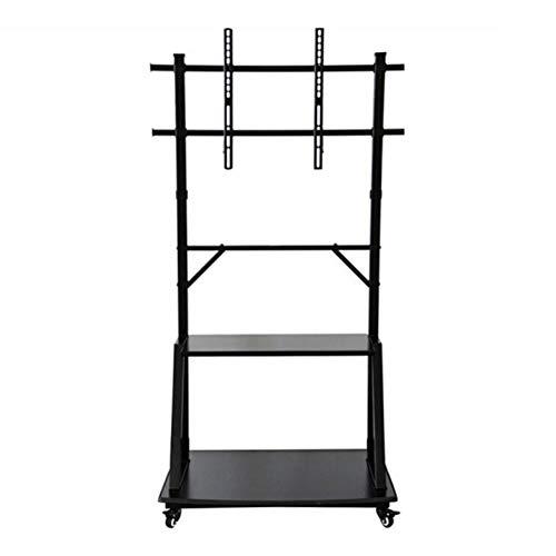 Flat-panel-tv-konsole (Exing Fußbodenstand, Möbel Flat Panel TV Stand Und Entertainment-Konsole, Mit Rädern Mobile, Für 37