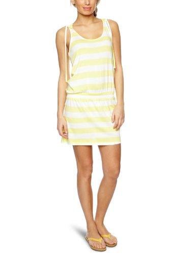 roxy-vestito-donna-giallo-imagine-stripe-bright-yellow-l