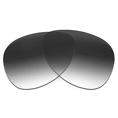 Revant Ersatzlinsen für Ray Ban RB3386 63mm Grau Gradient