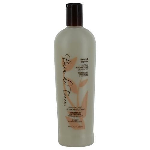 Bain De Terre Coconut Papaya Shampoo, 13.5 Fluid Ounce by The Regatta Group DBA Beauty Depot