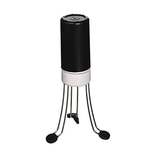 Automatische Stirrer, 3 Geschwindigkeiten Automatische Nahrungsmittelmischer Whisk Verrücktes Ei-Klopfer Hands Free Pot Handrührer Küchen Zubehör Und Werkzeuge