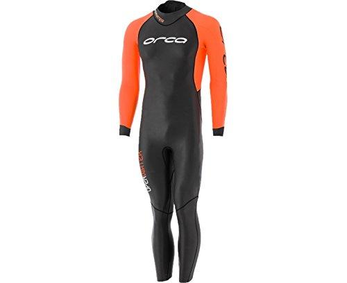 Orca Openwater Wetsuit Men - Triathlon Neoprenanzug, Größe:8