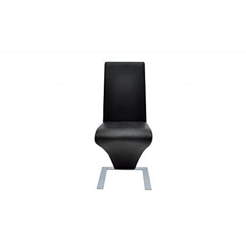 Festnight 6er Set Schwingstuhl Stuhlgruppe 2 Farbe Optional - 3