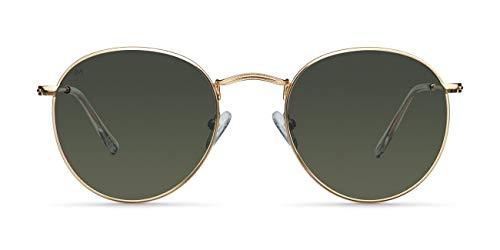Meller Yster Gold Nectar - UV400 Polarisiert Unisex Sonnenbrillen