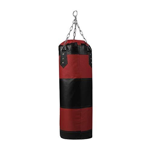 Formulaone 70 cm sandsack LEER Training Fitness MMA Boxsack Haken Hängen Kick Fight Bag Sand Punching Sandsack (Sandsack, Speed Bag)