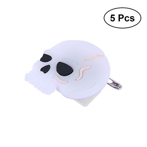 BESTOYARD Broches de Halloween Que Destellan Pins LED Kids Party...