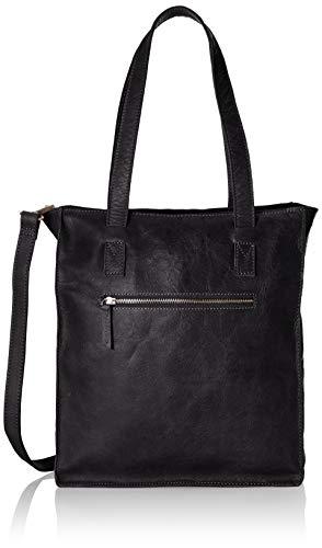 Cowboysbag Damen Bag Jupiter Handgelenkstasche, Schwarz (Black), 5x5x5 cm