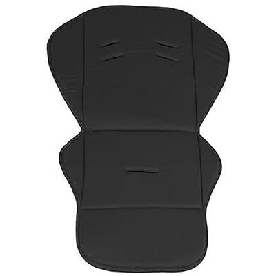 Colchoneta para silla de paseo Babyhome Emotion Seat Pad Black