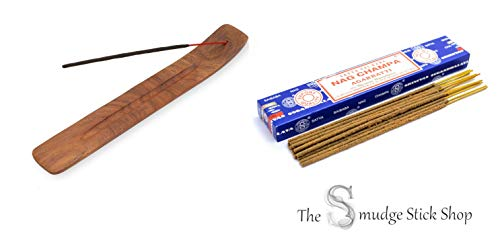 c57d89101b2 The Smudge Stick Shop Nag Champa - Soporte Incienso