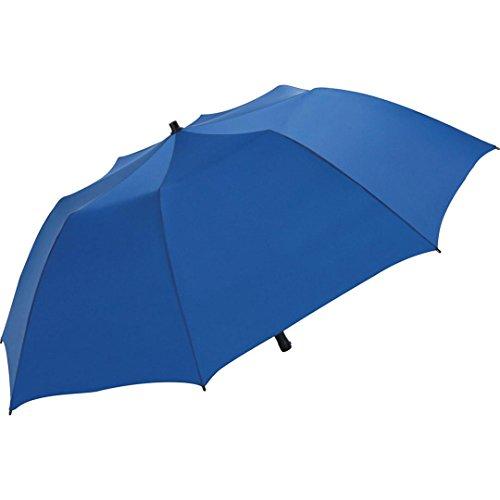 FARE wasserdichter Sonnenschirm Travelmate Camper (blau) mit UV Schutz 50+