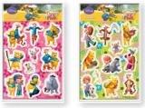 Disney Winnie the Pooh Bär Pop-up Stickers, 20-teilig